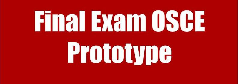 Click here for Prototype OSCEs - Final Exam....... All the Best