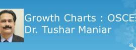 OSCEs on Growth Charts Prepared by Dr. Tushar Maniar