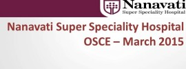 Click here for Nanavati March 2015 OSCE