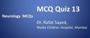 Click here for MCQ 13 pediatric neurology MCQs