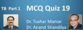 Click here for MCQs on Tuberculosis : Part 1