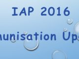 New IAP 2016 Immunisation Update