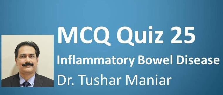 Click here for MCQ 25 Inflammatory Bowel Disease