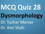 Click here for MCQs on Dysmorphology