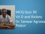 Click here on MCQs on Vitamin D and Rickets