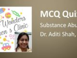 Click here for MCQ 35 on Substance Abuse