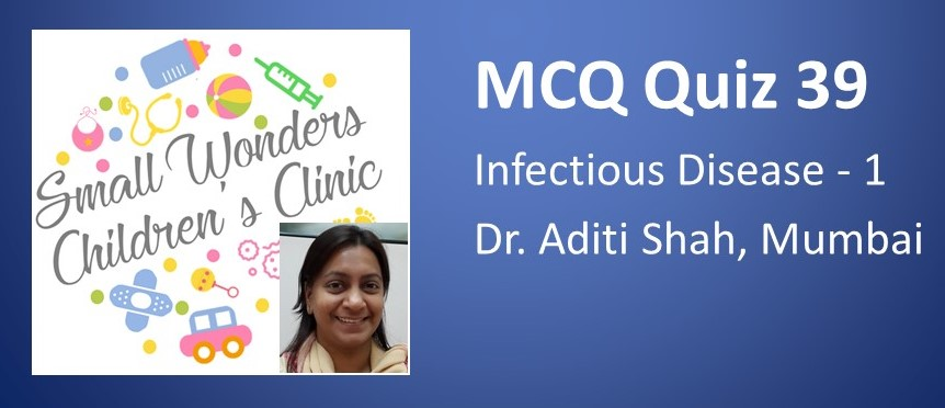 Click here for MCQ 39 Infections part 1
