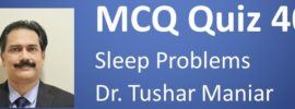 Click here for MCQ 40 on Sleep problems in children